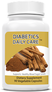 diabetics-daily-care supports healthy blood sugar